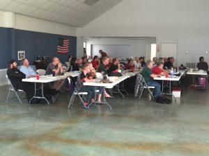 workshop at Sand Creek Farm
