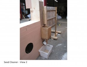 4.fanning mill prototype