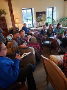 Attendees at Kunekune101