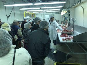 Butcher Shop tour