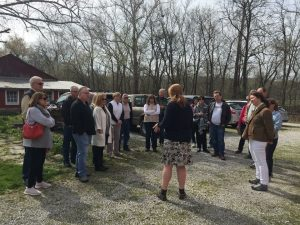 On Farm educational tour