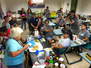 Breadfruit agroforestry workshop in Tinian