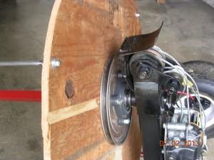 Original Belt Pulley System