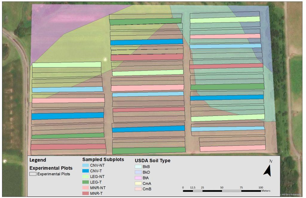 Figure 1 Map