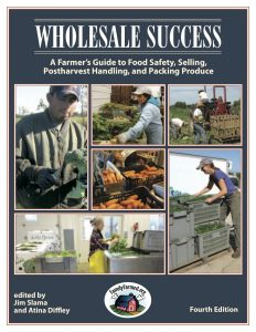 Cover of Wholesale Success Manual used to develop the training curriculum.
