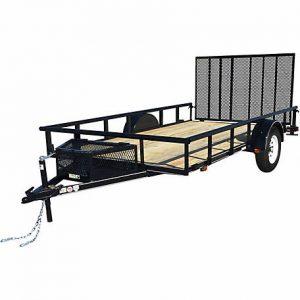 7'x12' trailer